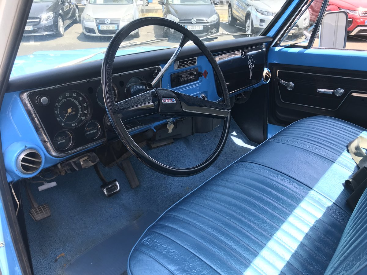 1972 GMC C10 350 V8 Long Bed For Sale (picture 3 of 4)