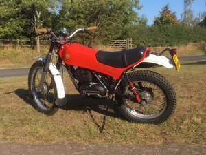 1977 SOLD Montesa Cota 348 Trail, VGC, matching numbers