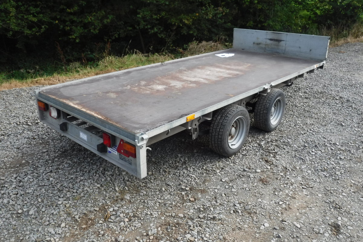 2013 IFOR WILLIASM LM125 MAIN DEALER PX 12X5 BARGAIN TRAILER SOLD (picture 3 of 6)