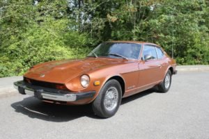 1975 Datsun 280Z 2+2 clean 1 owner 8k miles Manual $55k For Sale