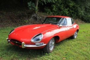 1966 Jaguar E-Type Coupe Fixed Head Coupe FHC Red $85k For Sale
