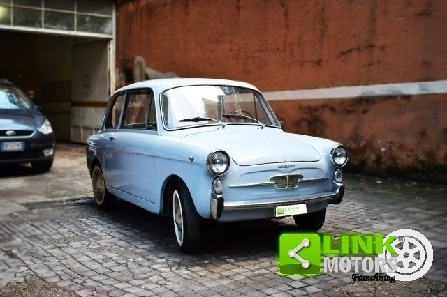 1966 Autobianchi Bianchina IN OTTIMO STATO CONSERVATIVO For Sale (picture 1 of 6)