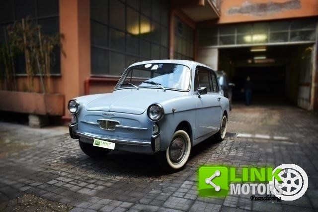1966 Autobianchi Bianchina IN OTTIMO STATO CONSERVATIVO For Sale (picture 2 of 6)