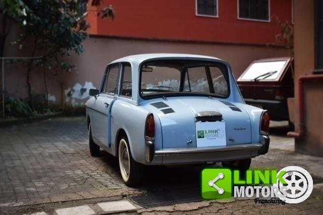 1966 Autobianchi Bianchina IN OTTIMO STATO CONSERVATIVO For Sale (picture 3 of 6)