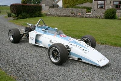 1971 Ensign Formula 3 Single Seater For Sale by Auction
