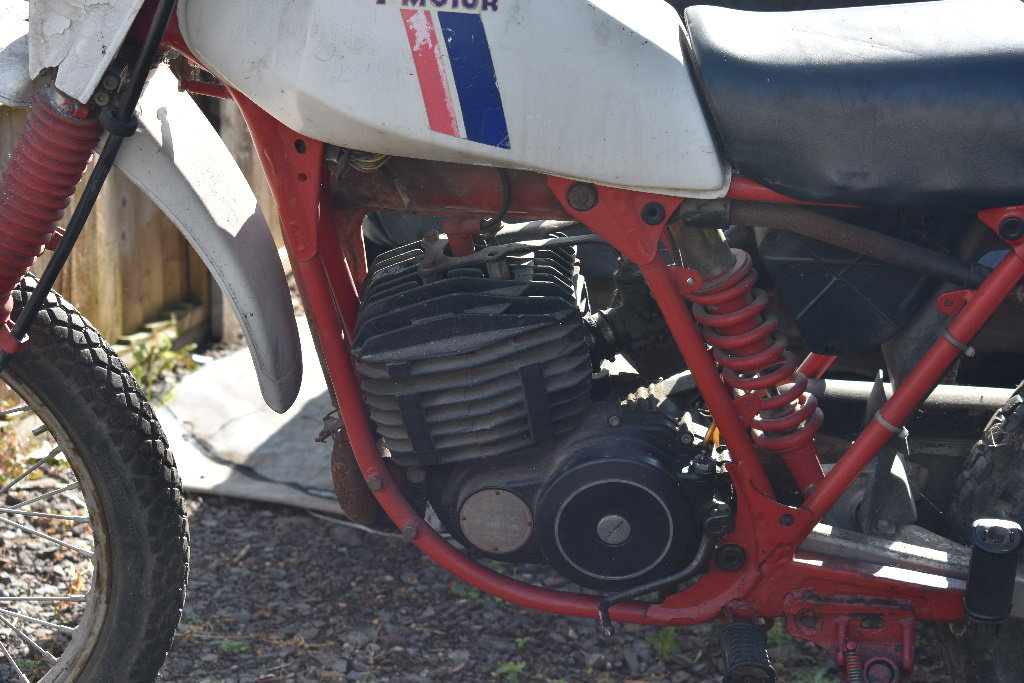 C1985 Fantic Enduro project 05/10/2019 SOLD by Auction (picture 6 of 6)