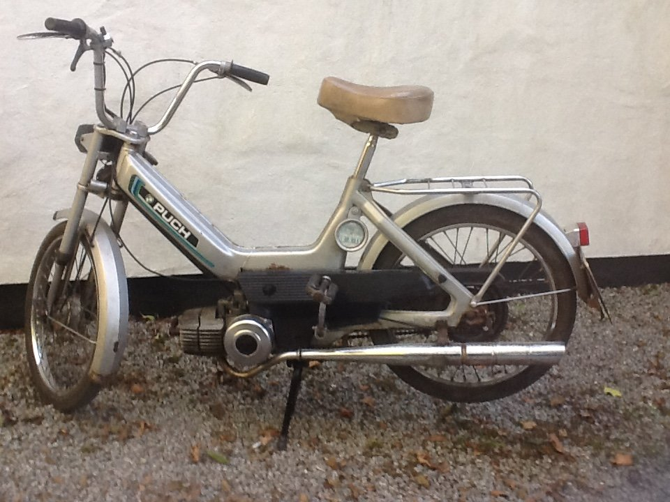 1980 Puch Maxi For Sale (picture 1 of 2)