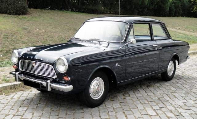 Taunus 12 M - 1966 For Sale (picture 1 of 6)