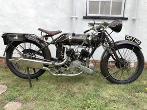 1925 NUT 700cc For Sale by Auction