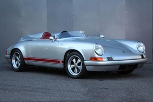 1988 PS Spyder on Porsche 911 Base built by Paul Stephens RHD