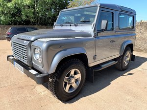 2012 defender 90 2.2TDCi XS station wagon+good history For Sale