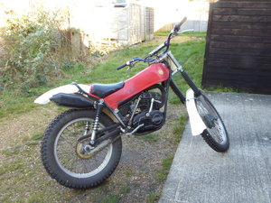 1978 Montesa cota 348 in original patina.