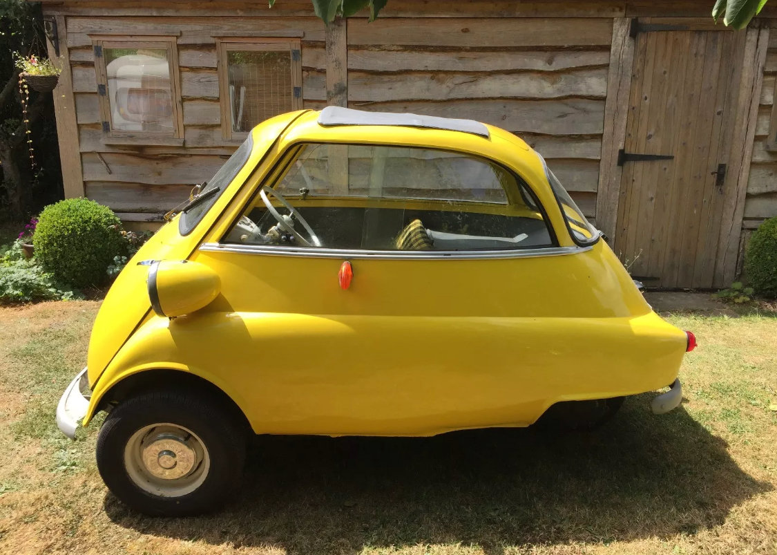 1963 Isetta 300 For Sale (picture 1 of 3)