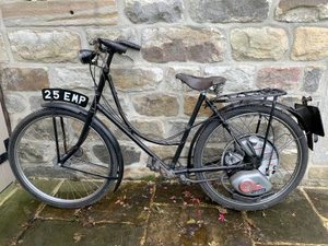 1955 Wearwell Ladies Cyclemaster For Sale