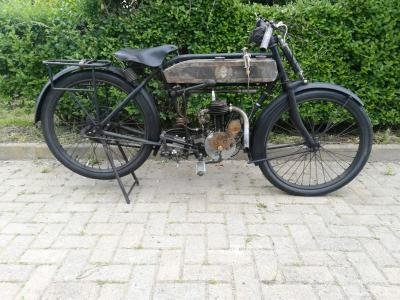 1918 Alcyon Type L 2 1/2hp For Sale by Auction (picture 1 of 6)