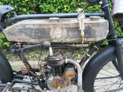 1918 Alcyon Type L 2 1/2hp For Sale by Auction (picture 3 of 6)