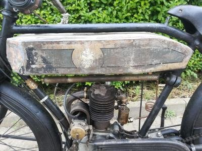 1918 Alcyon Type L 2 1/2hp For Sale by Auction (picture 4 of 6)