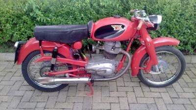 1957 Moto Morini Briscola For Sale by Auction