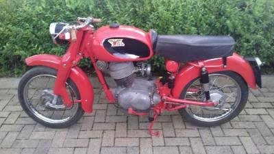 1957 Moto Morini Briscola For Sale by Auction (picture 2 of 6)