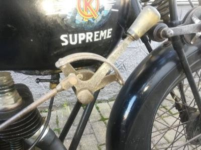 1929 OK Supreme 350cc For Sale by Auction (picture 3 of 5)