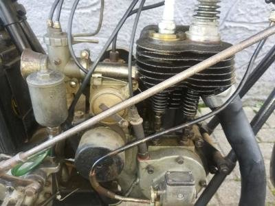 1929 OK Supreme 350cc For Sale by Auction (picture 5 of 5)