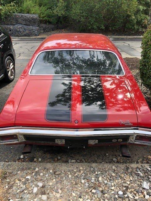 1970 Chevrolet Chevelle SS tribute (Edison, NJ) $49,995 obo For Sale (picture 3 of 6)