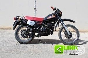 CAGIVA 250 ALA BLU 1984 - DOC. E TARGHE ORIGINALI For Sale