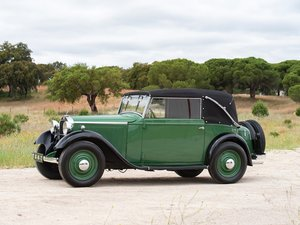 1934 Mercedes-Benz 170 Cabriolet C  For Sale by Auction