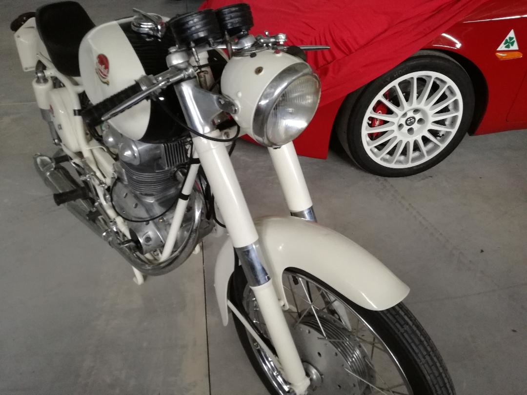 1953 FB Mondial Sport200 Yolo For Sale (picture 1 of 5)