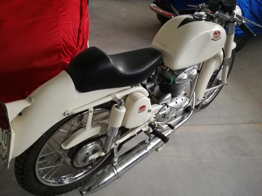 1953 FB Mondial Sport200 Yolo For Sale (picture 2 of 5)