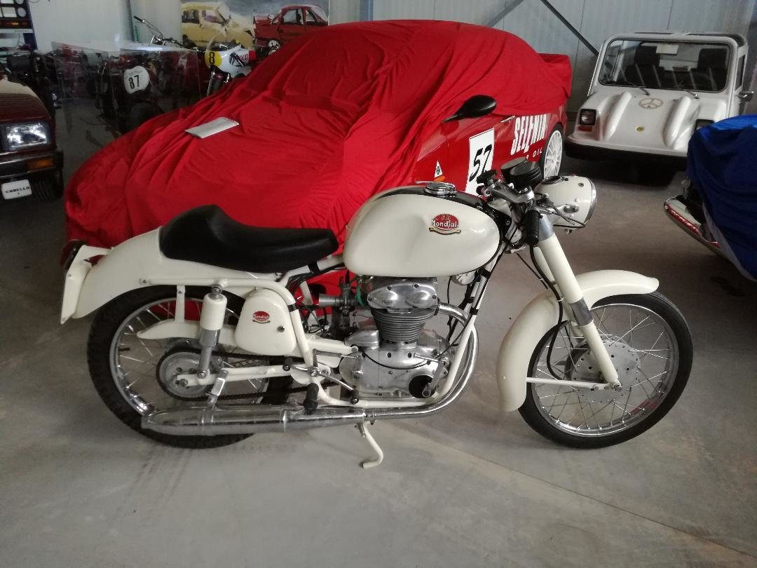 1953 FB Mondial Sport200 Yolo For Sale (picture 3 of 5)