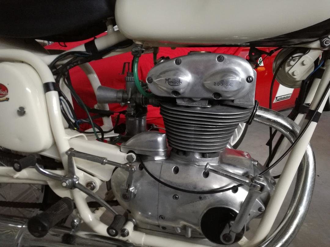 1953 FB Mondial Sport200 Yolo For Sale (picture 4 of 5)