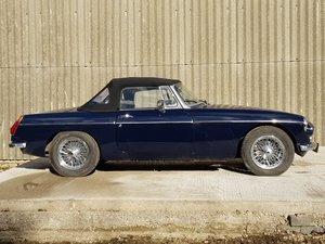 MG B Roadster, 1971, Heritage Shell Rebuild For Sale