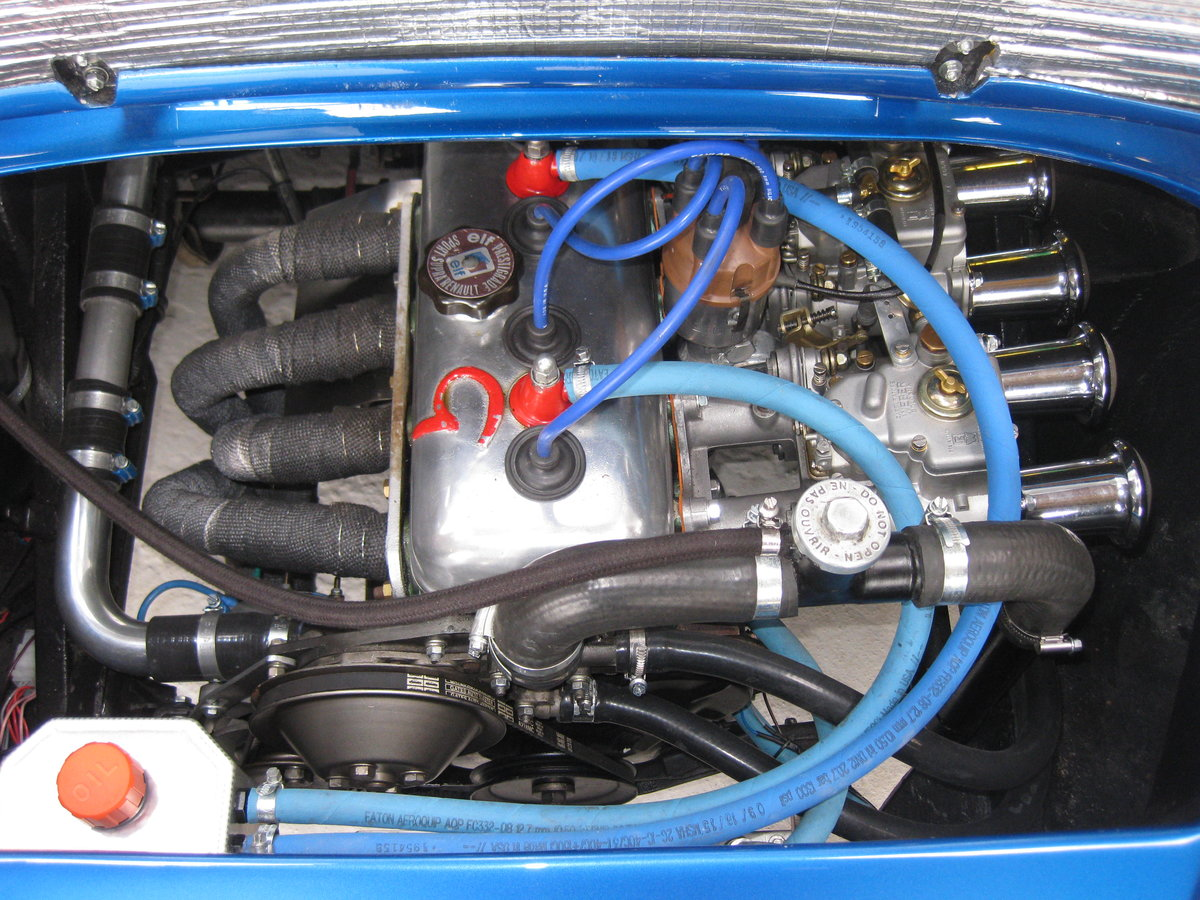 1964 Alpine Renault A110 1300 5 Speed For Sale (picture 6 of 6)