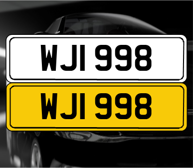 WJI 998 For Sale (picture 1 of 1)