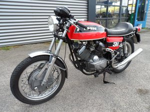 1975 Moto Morini 3,5 sport Beautiful, original  For Sale