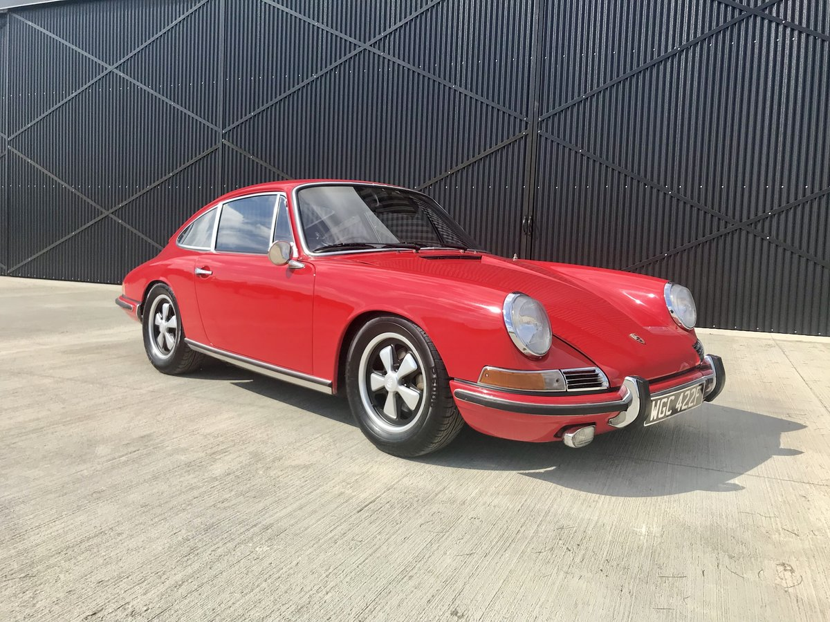 1968 Porsche 912 Coupe RHD..... For Sale (picture 1 of 6)