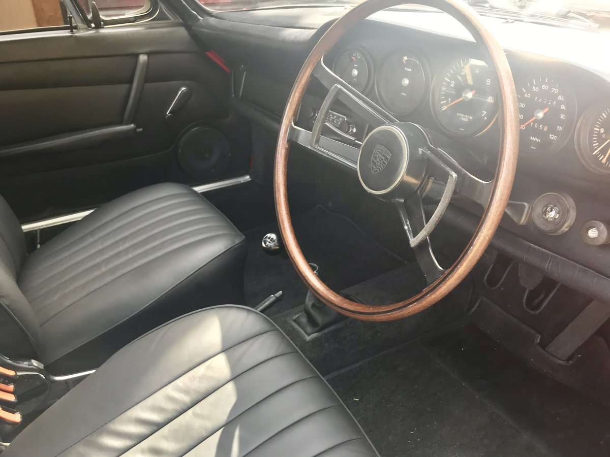 1968 Porsche 912 Coupe RHD..... For Sale (picture 2 of 6)