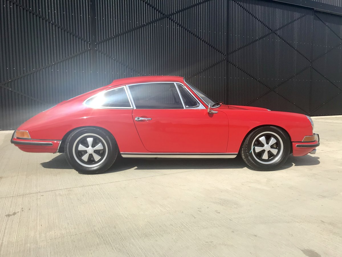 1968 Porsche 912 Coupe RHD..... For Sale (picture 3 of 6)