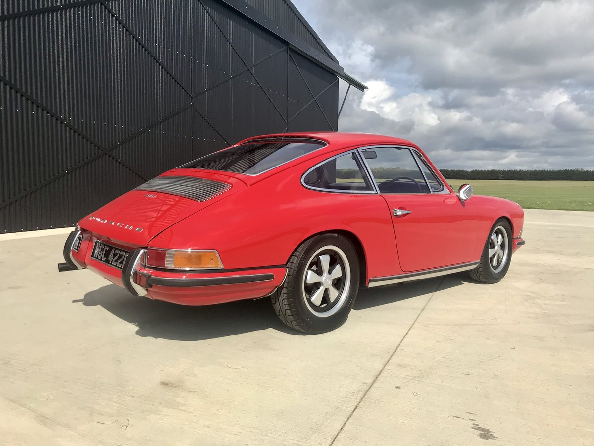 1968 Porsche 912 Coupe RHD..... For Sale (picture 5 of 6)