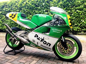 Paton 500 4c GP V70 2 stroke