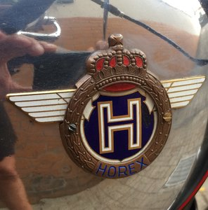 1956 Horex Imperador 400cc
