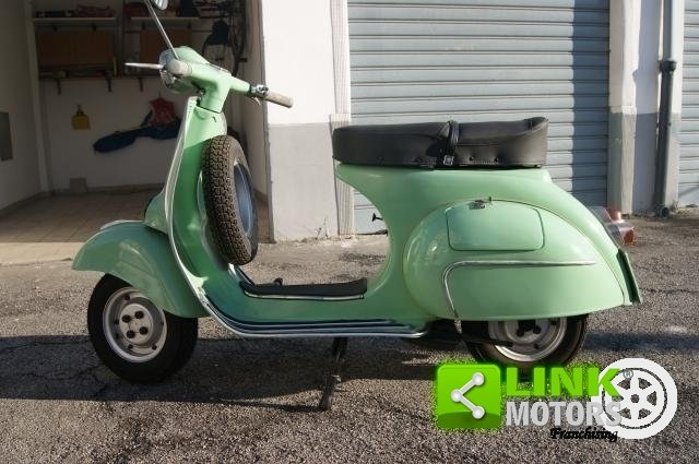 VESPA 125 VNB 3M   1962 RESTAURATA For Sale (picture 1 of 6)
