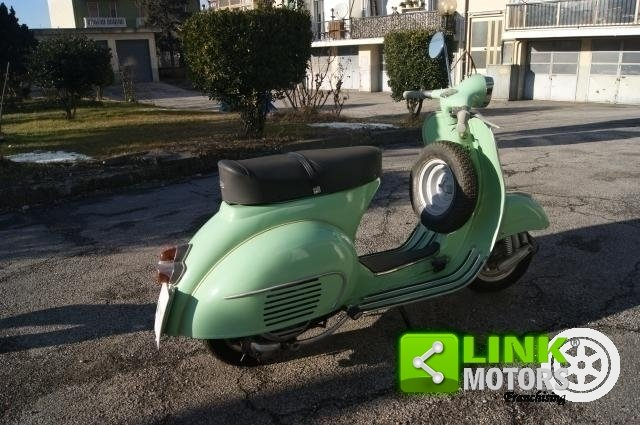 VESPA 125 VNB 3M   1962 RESTAURATA For Sale (picture 3 of 6)