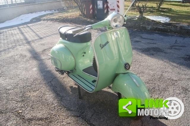 VESPA 125 VNB 3M   1962 RESTAURATA For Sale (picture 4 of 6)