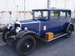 1930 Crossley 15.7 hp  For Sale