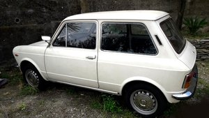 1972 AUTOBIANCHI A112 - 2 OWNERS VERY ORIGINAL LHD