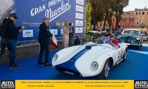 1958 car visible at Auto Moto d'Epoca 24-27 Oct. GiroClassico 5B For Sale