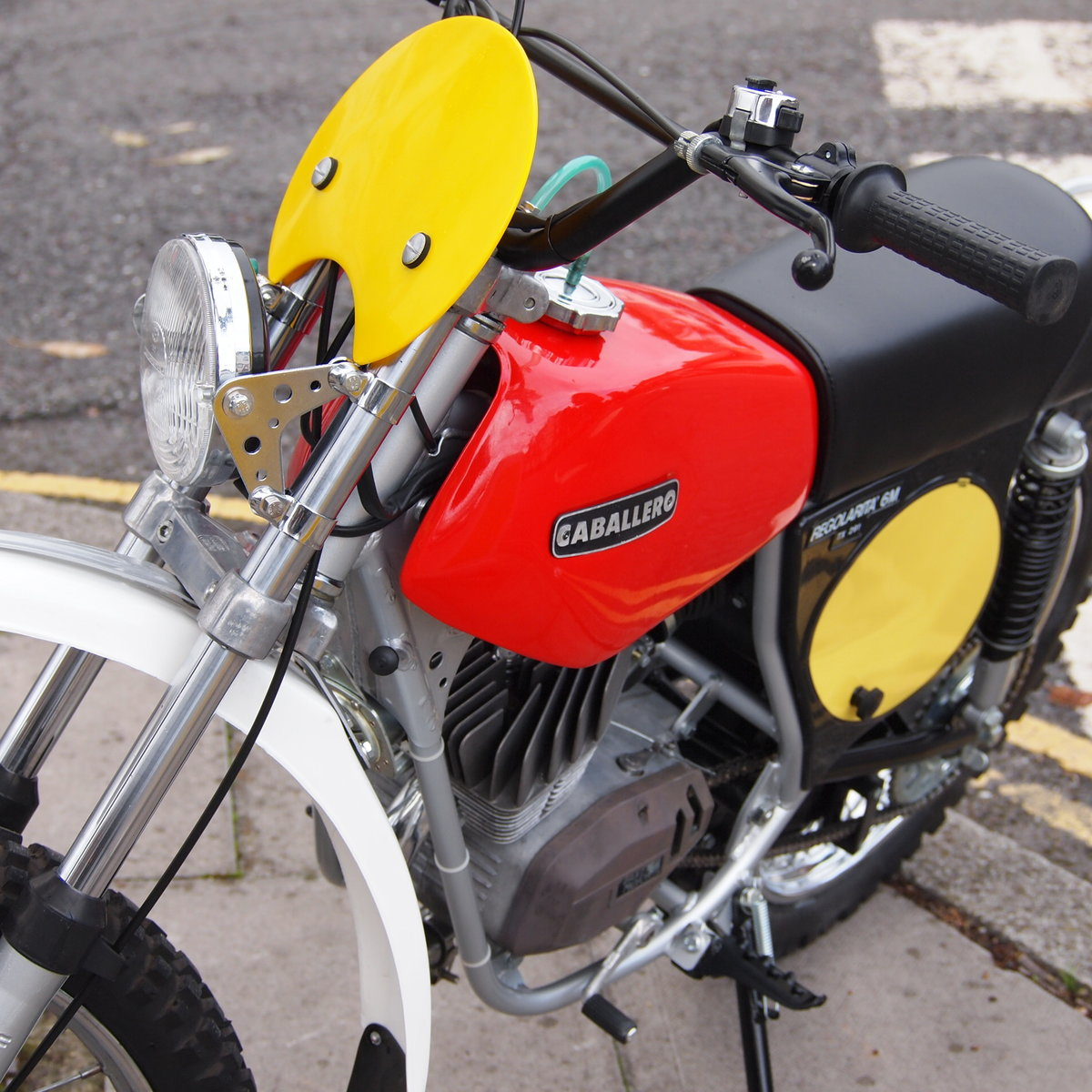 1977 Fantic TX291 Caballero 49cc. SOLD SOLD SOLD SOLD (picture 5 of 6)