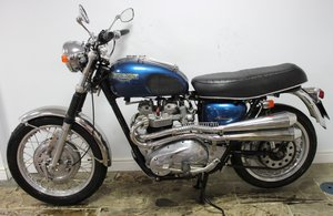 1971 Registered TRIBSA  Beautiful Condition and Build For Sale